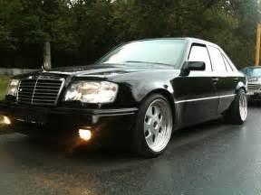 E500 Mercedes Mercedes W124 E500 Mae Benztuning
