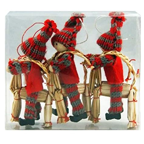traditional swedish christmas ornaments scandinavian tree decorations traditional crafted nordic look decor