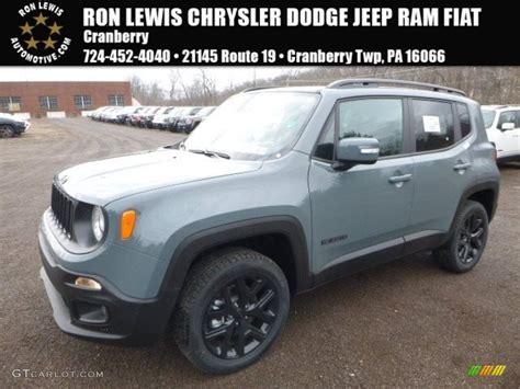 jeep renegade interior colors 2017 anvil jeep renegade altitude 4x4 118135967