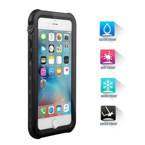 for apple iphone 7 plus waterproof swimming underwater shockproof cover new ebay