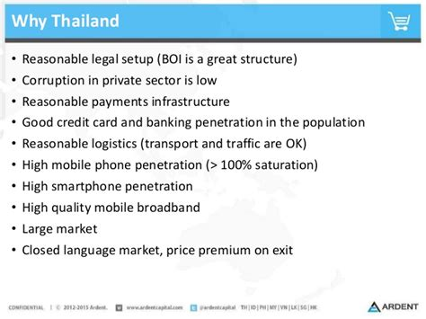 Mba In Thailand Cost by Peering Into Thailand S Startup Ecosystem By Ardent