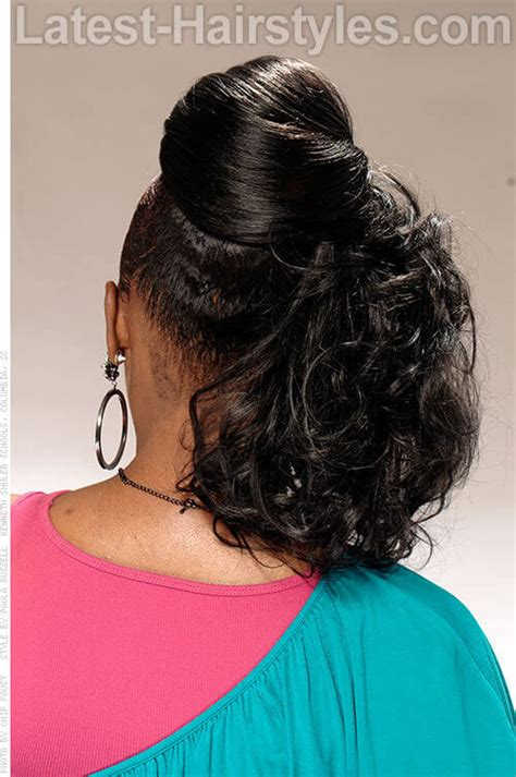 side swept hairstyles for black women 16 side swept hairstyles for black women with class