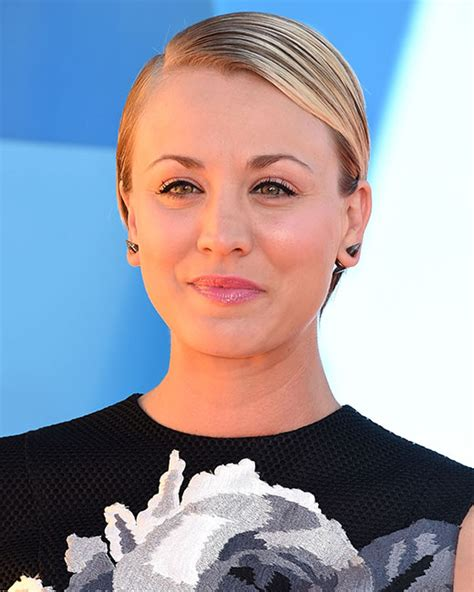 why did kaley cuoco cut her hair why did haley couco cut her hair why did penny cut her