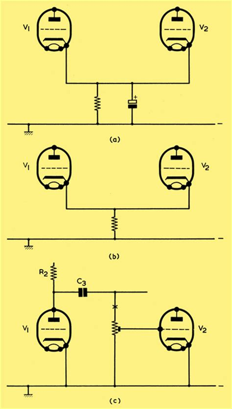 cathode bypass capacitor type understanding audio