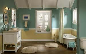 lovely bathroom painting ideas and paint color selector the colors great for small bathrooms