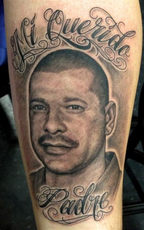 tattoo arm portraits in memory by pepper tattoonow