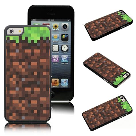 Minecraft Phone 3d Iphone 5 5s 6 Casing Hp Pig Wolf Creeper buy minecraft grassy block fashion cell phone iphone 4 4s 5 5s 5c 6 plus plastic
