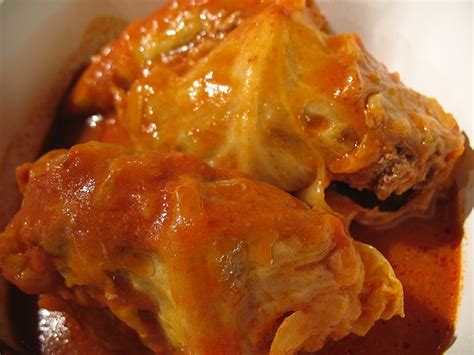 german stuffed cabbage rolls recipe