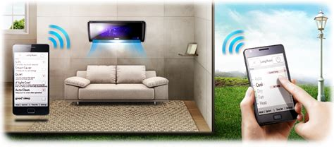 Ac Samsung Smart Inverter smart wi fi your air conditioner wherever you are