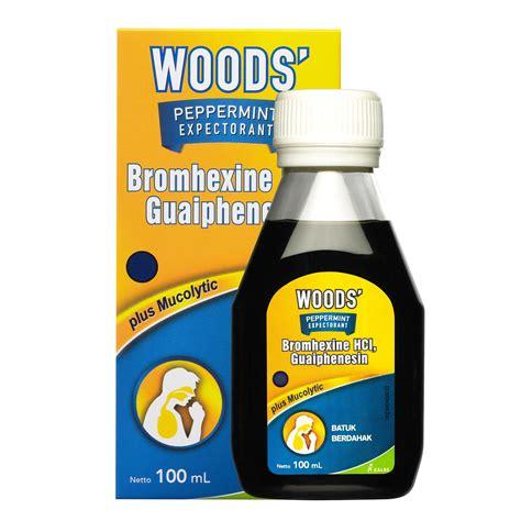 Obat Car Q 100 kalbe obat batuk woods peppermint syrup 100 ml apotek jabodetabek only elevenia