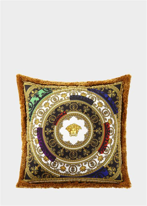 cuscini versace versace i baroque n roll cushion home collection us