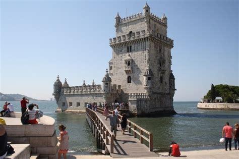 turisti per caso lisbona lisbona torre di belem viaggi vacanze e turismo