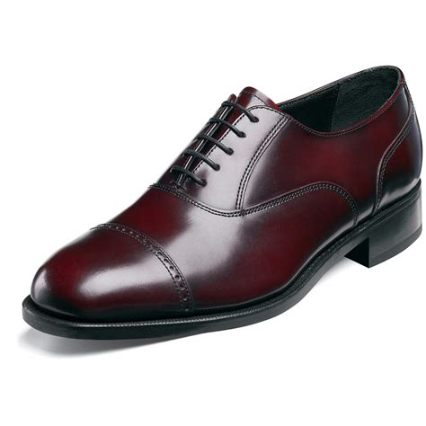 capped oxford shoe s florsheim 174 cap toe oxford shoes 185725