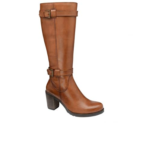 buy ravel dothan knee high boots in leather