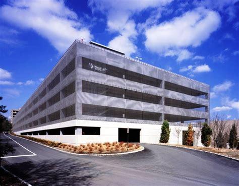 gkdmetalfabrics princeton university parking garage metal mesh futura facade