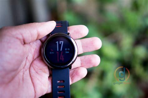 Amazfit Pace xiaomi s smartwatch amazfit pace review gadgetdetail
