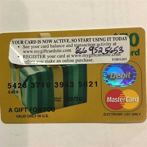 Mastercard Gift Card Phone Number - mastercard gift card balance phone number infocard co