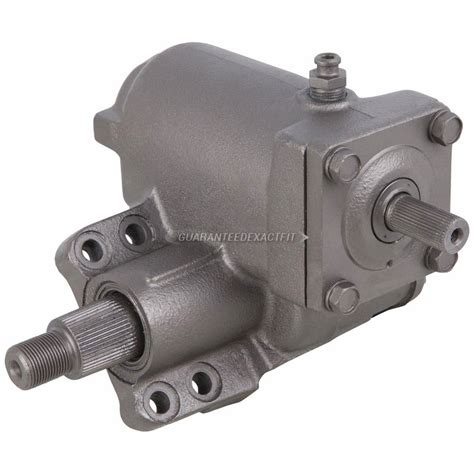 Toyota Land Cruiser Manual Steering Gear Box From