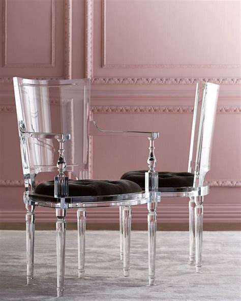 lucite dining set interior design pinterest homegoods need to go ahead and get this in stock chairs