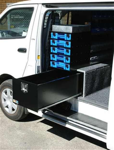 Storage Drawers For Vans by And Ute Slide Cargo Drawer Systems For All Work