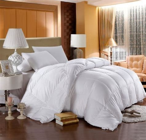 comforter fill weight luxurious 800 thread count hungarian goose down comforter