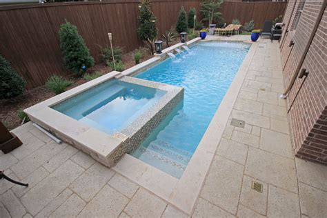 geometric pool geometric pool gallery hauk custom pools dallas tx