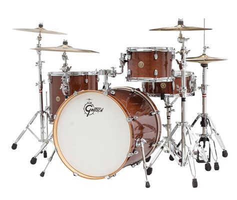 New Overall Set Lh1117 gretsch cm1e824swg maple cm1 4 shell pack with 22 quot bass drum walnut