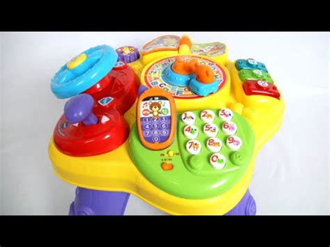 vtech magic star learning table magic star learning table from vtech youtube