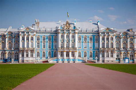 kates palace catherine palace tsarskoe selo st petersburg