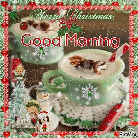 good morning merry christmas pictures   images  facebook tumblr pinterest