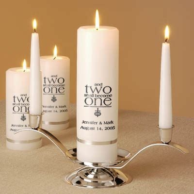 what is a unity candle ceremony