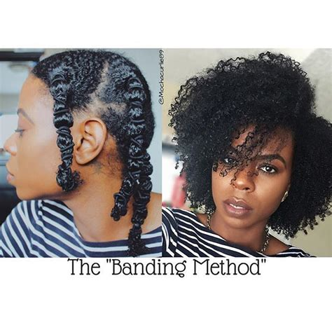 elongating 4c hair 695 best images about natural hair on pinterest flat