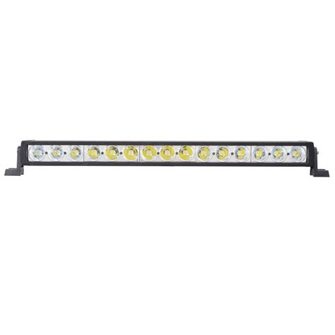 21 Inch 75w Spot Beam Cree Single Row Led Light Bar For 21 Led Light Bar