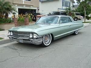 Cadillac Coupe 1962 1962 Cadillac Coupe For Sale Orange California