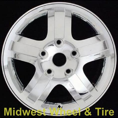 2005 dodge durango wheel bolt pattern dodge durango 2212acc oem wheel 5jf60trmac 52855341ab