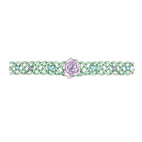 celtic flower tattoo designs armband images designs
