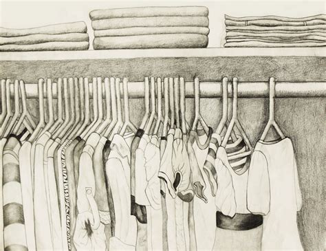 How To Draw A Closet by How To Draw Closet