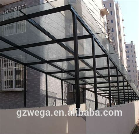 Harga Clear Glass 8mm aluminium glass canopy and awnings glazing buy aluminium