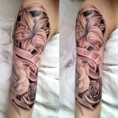girl half sleeve tattoos asian tattoos and designs page 96
