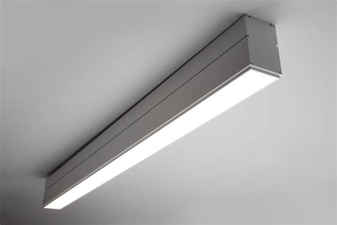 linear led light fixtures ge lighting and usg collaborate to create an integrated