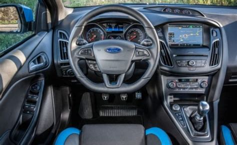 2016 Focus Rs 0 60 by 2016 Ford Focus Rs Price Specs 0 60 Specs Release Date