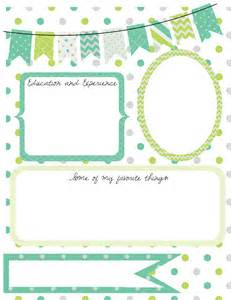 printable board templates for teachers meet the freebie inspirations