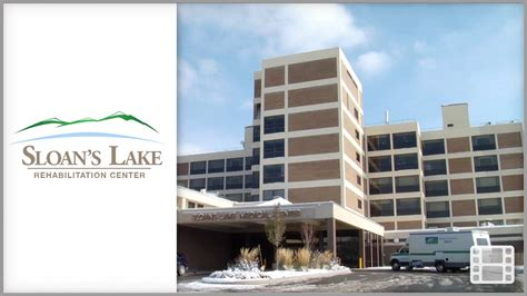 Denver Detox Centers by Sloan S Lake Rehabilitation Center Nursing Home Rehab