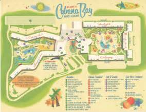 Universal Orlando Resort Map by Most Amenities At Cabana Bay Other Than The Pools Are In