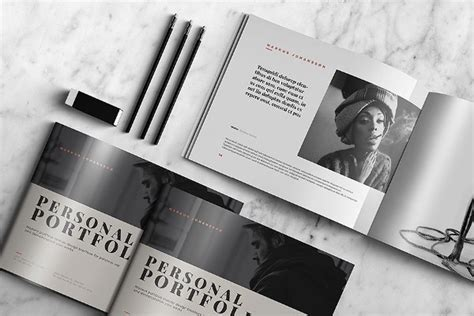 25 Cool Brochure Templates Free Premium Download Cool Portfolio Templates