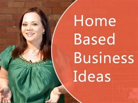 20 home based business ideas youtube home based business ideas youtube