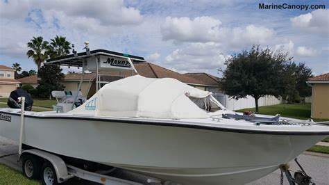 boat canopy photos photo gallery product images marine canopy the element 174
