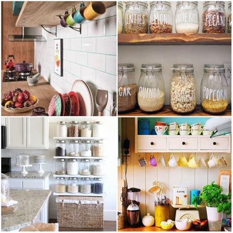ideas  organizar la cocina orden en la cocina