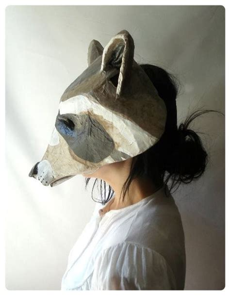 Handmade Animal Masks - the world s catalog of ideas