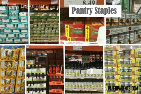 Paleo Pantry Staples by Costco Goes Paleo And Beyond